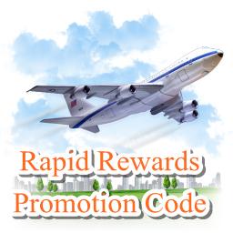 Rapid Rewards Enrollment Promotion Code