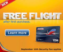 southwest rapid rewards credit card bonus